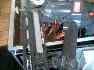 SENCO Nailer/Stapler FINISH PRO 33MG