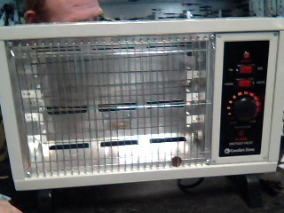 COMFORT ZONE Heater CZ530WM