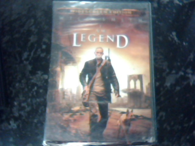 DVD MOVIE DVD I AM LEGEND