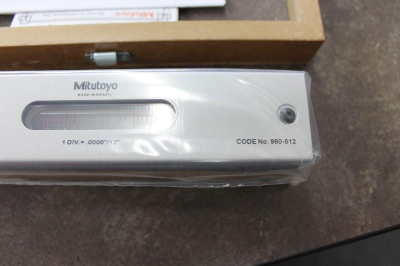 MITUTOYO Misc Metal Tool 960-612 960-612
