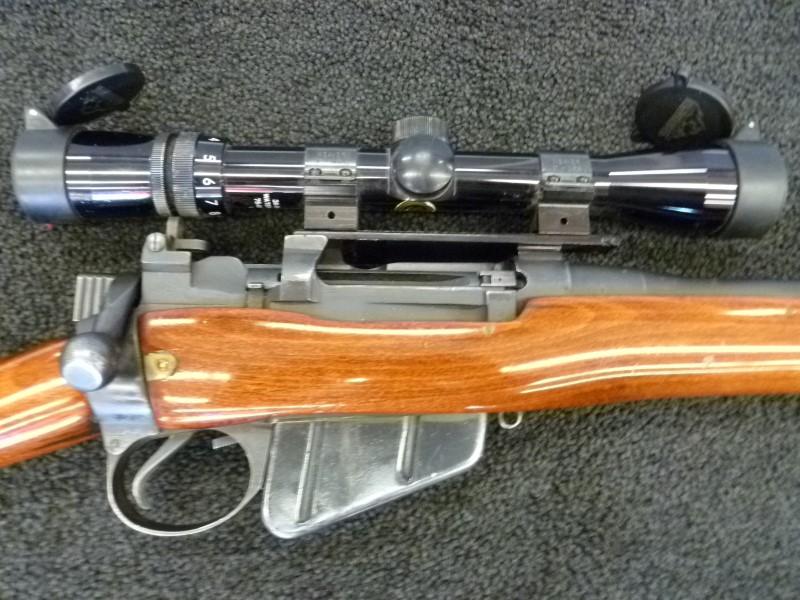 ENFIELD RIFLE NO4 MK1