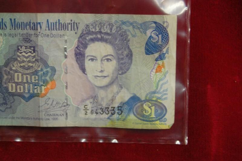 CAYMAN ISLAND 1$