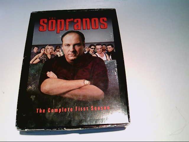 DVD BOX SET  THE SOPRANOS FIRST SEASON