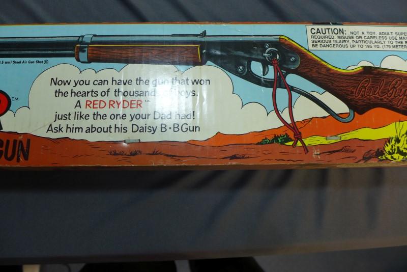 DAISY Air Gun/Pellet Gun/BB Gun BB GUN - RED RYDER