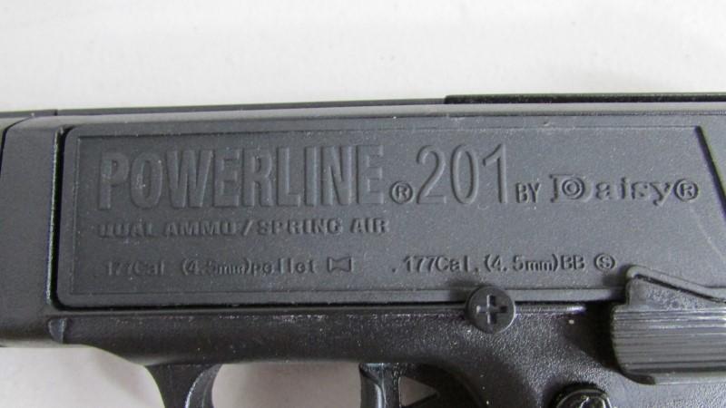DAISY Air Gun/Pellet Gun/BB Gun POWERLINE 201
