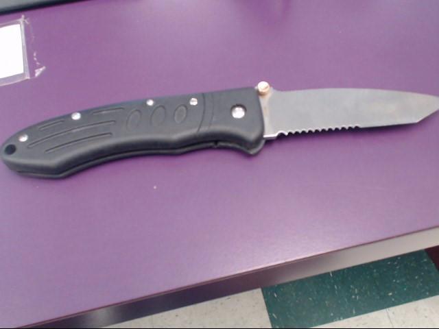 FROST CUTLERY FOLDING KNIFE SURGICAL STEEL.
