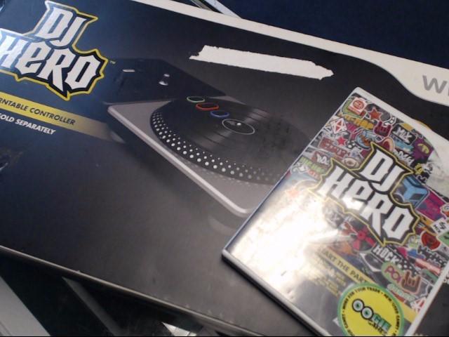 NINTENDO Nintendo Wii Game DJ HERO RENEGADE