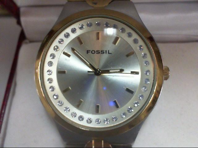 FOSSIL Gent's Wristwatch FS3103 ARKITEKT