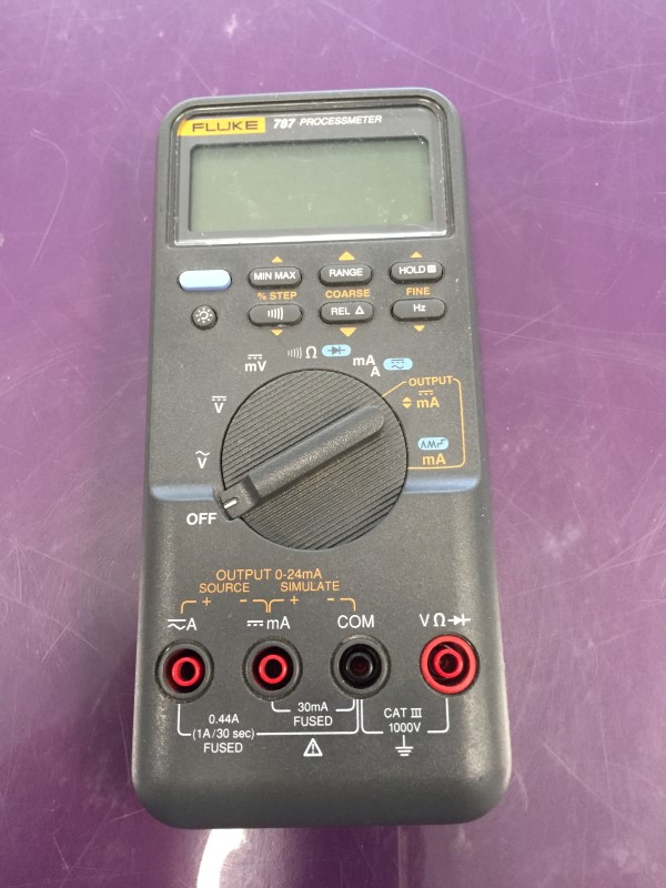FLUKE Multimeter 787