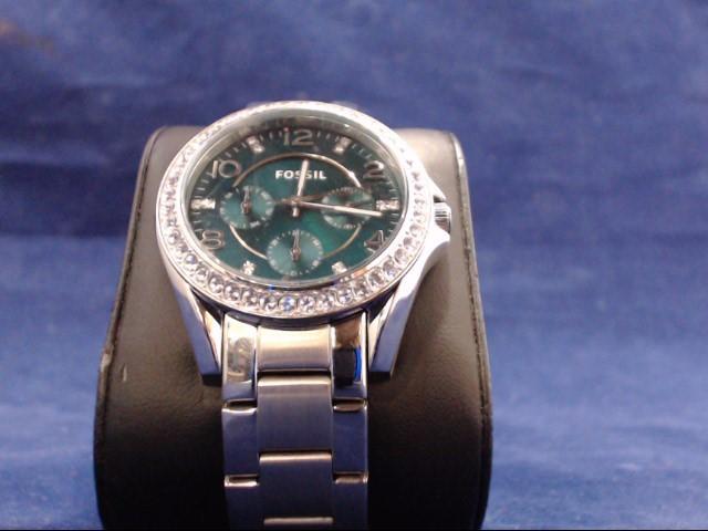 FOSSIL Lady's Wristwatch ES3647