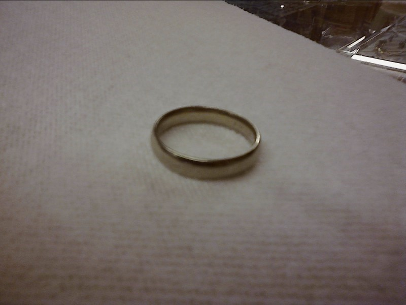 Lady's Silver Ring 925 Silver 2.2dwt Size:5.5