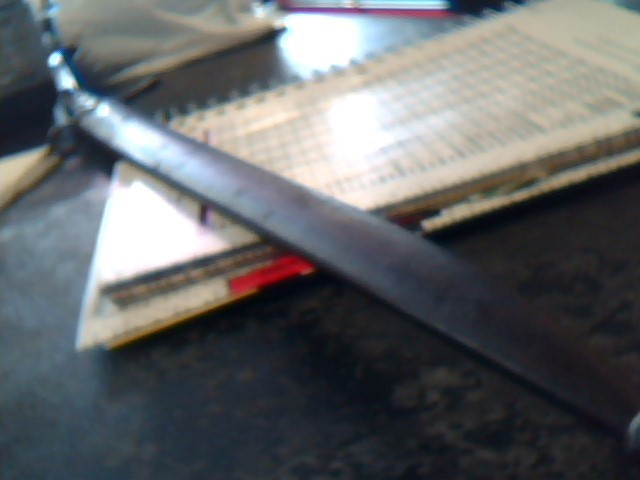 Antique Combat Knife BAYONETTE