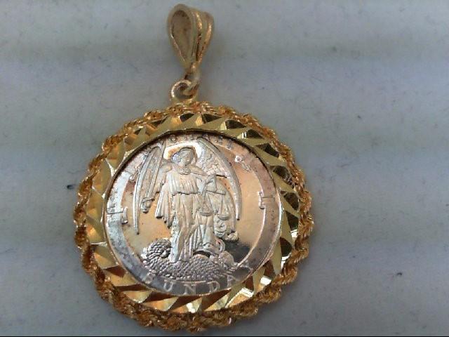 Silver Pendant 925 Silver 9.2g
