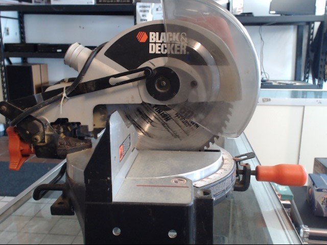 BLACK & DECKER Miter Saw BDMS100