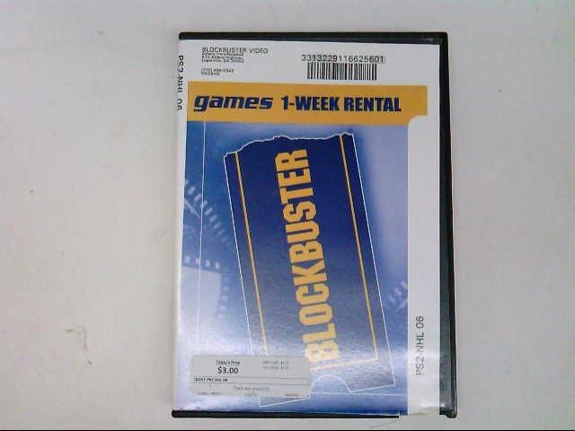 SONY Sony PlayStation 2 NHL 06