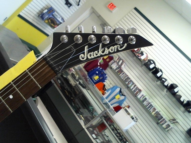 JACKSON GUITARS Electric Guitar NV