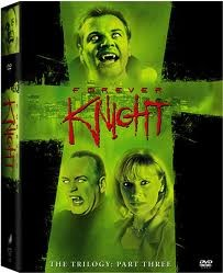 DVD BOX SET DVD FOREVER KNIGHT THE TRILOGY PART THREE