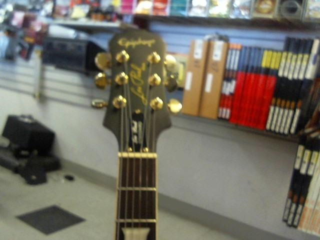 EPIPHONE Electric Guitar LES PAUL STUDIO STANDARD