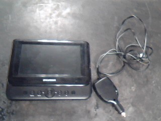 SYLVANIA Portable DVD Player SDVD8706