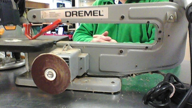 DREMEL BENCHTOP SCROLL SAW 1.4A 1571