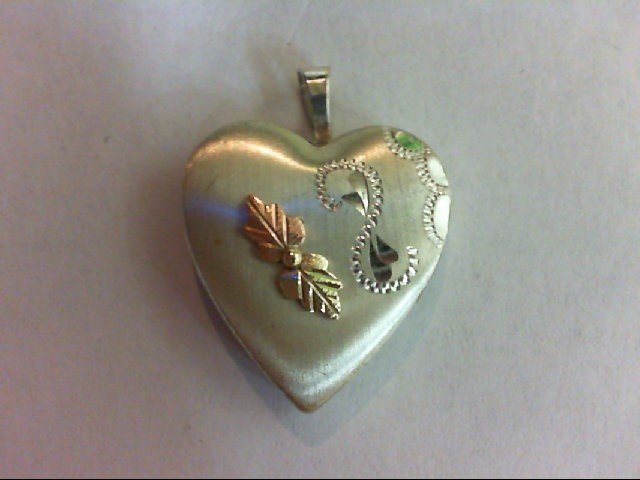 Silver Charm 925 Silver 3.7g