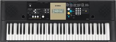 YAMAHA Keyboards/MIDI Equipment YPT-220