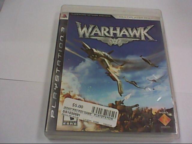 WARHAWK - PS3 GAME