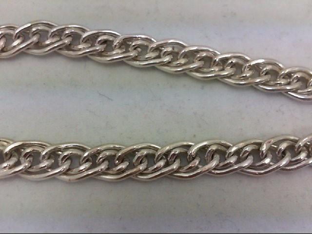 Silver Bracelet 925 Silver 12.2g