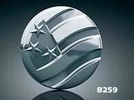 KURYAKYN 8259, FLAG OIL FILLER ACCENT FLHT/FLT/91UP DYNA 1 7/16
