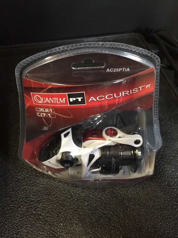 QUANTUM FISHING REEL