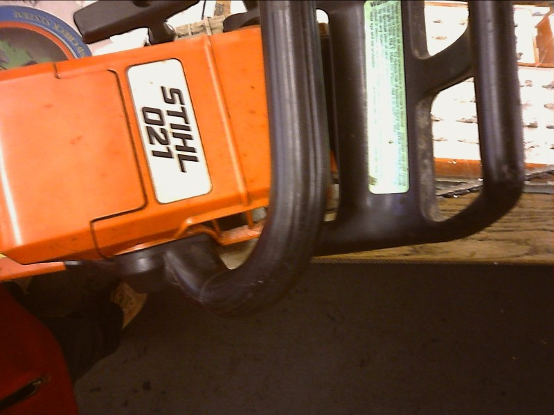 STIHL Chainsaw 021