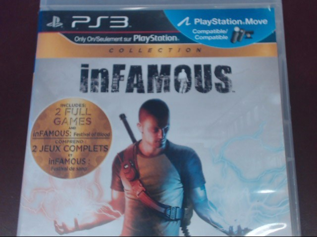 SONY PS3 INFAMOUS