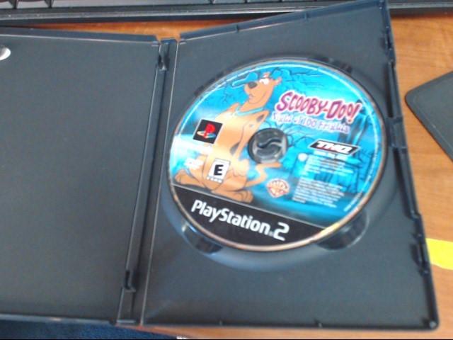 SONY Sony PlayStation 2 SCOOBY DOO NIGHT OF 100 FRIGHTS