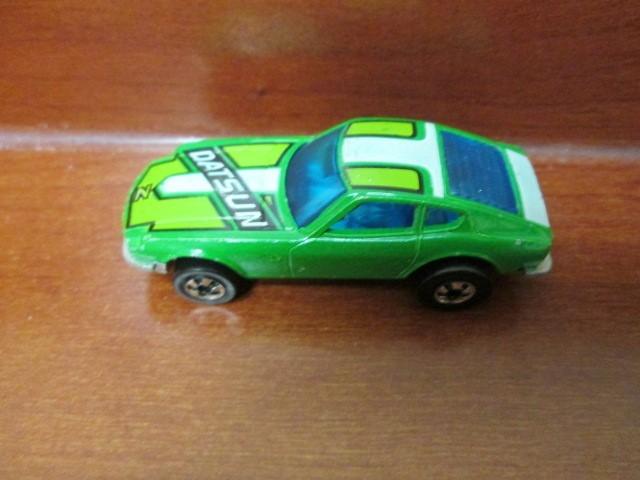 HOT WHEELS 1976 TOY CAR GREEN