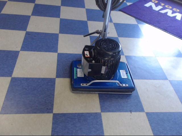 CLARKE WOOD FLOOR ORBITAL SANDER OBS 18HP