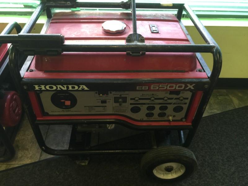 HONDA Generator EB6500X