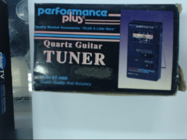 PERFORMANCE PLUS Electronic Instrument ST-1000