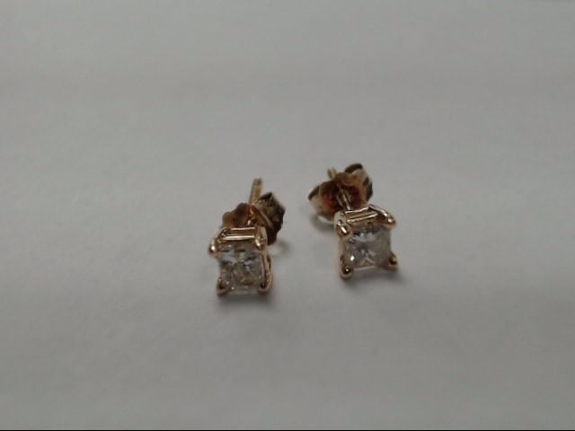 .50 Carat 14K GOLD DIAMOND STUDS