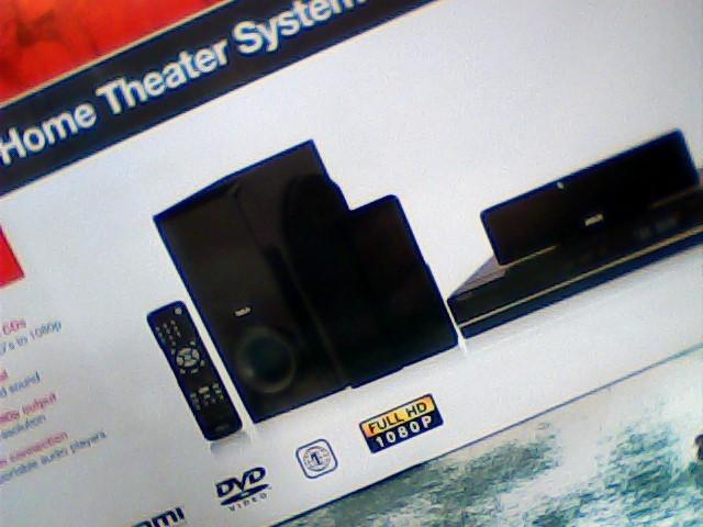 RCA Surround Sound Speakers & System RTD317W