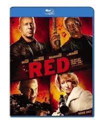 BLU-RAY RED