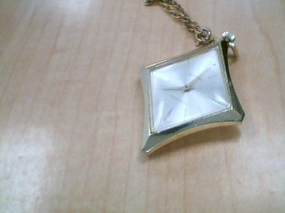GENOVA Pocket Watch ANTIMAGNETIC
