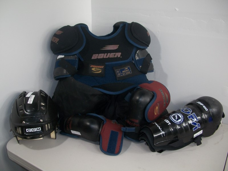 JOFA Miscellaneous Skating Gear 5500-HOCKEY SHOULDER PADS