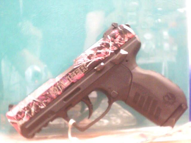 RUGER Pistol SR22P-MG