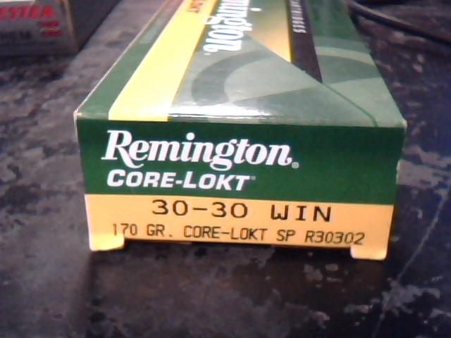 REMINGTON FIREARMS Ammunition R30302