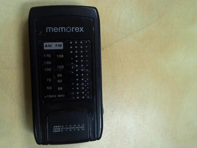 MEMOREX Radio MR4210