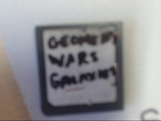 GEOMETRY WARS GALAXIES DS GAME