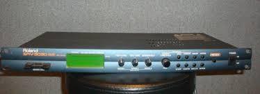 ROLAND Electronic Instrument SRV-3030