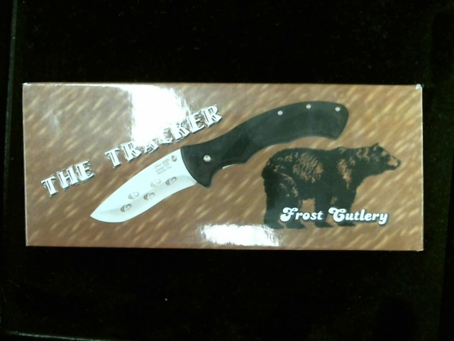 FROST CUTLERY Pocket Knife THE TRACKER