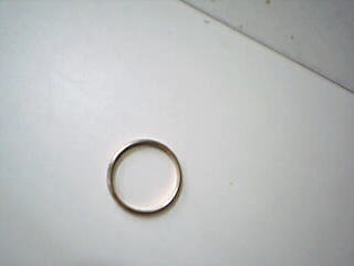 Gent's Gold Wedding Band 14K Yellow Gold 3.1g