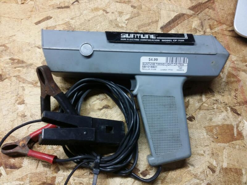 SUNTUNE TIMING LIGHT CP-7504